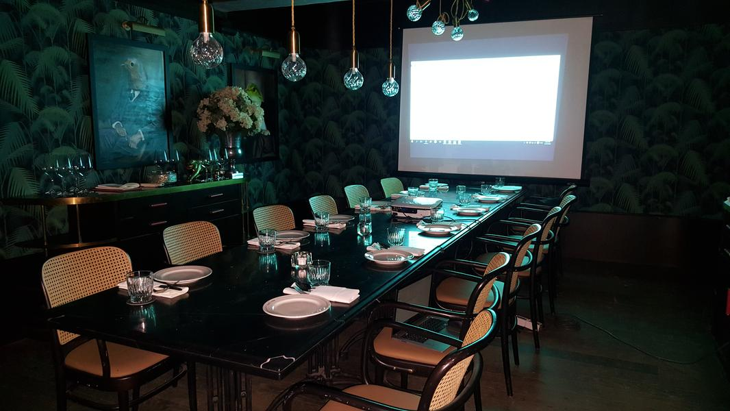 the black swan private dining room - private rooms | delegate