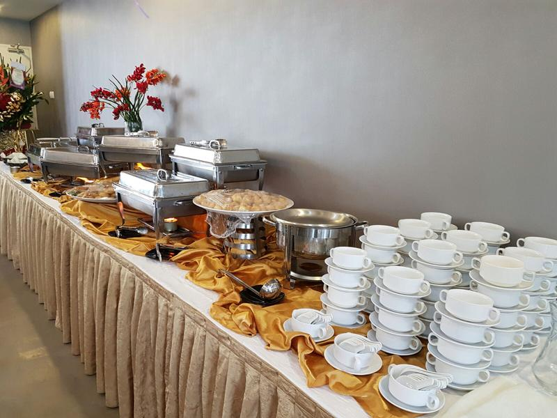 Lye Heng Food Supplies - Buffets, Caterers | Delegate - Singapore