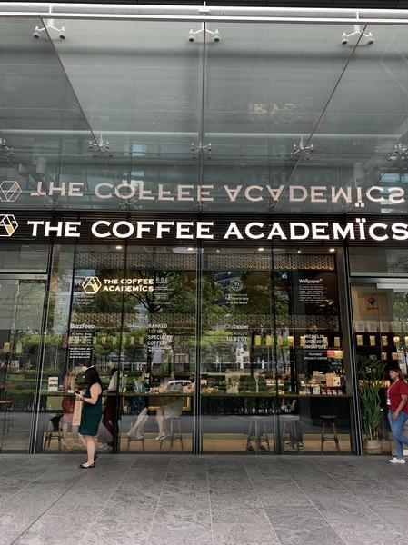 The Coffee Academics Marina Bay Financial Centre Cafes Restaurants Delegate