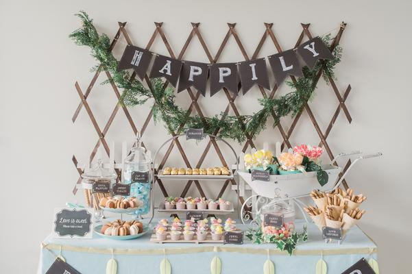 The Lair Weddings Candy Bar Dessert Tables Delegate Singapore