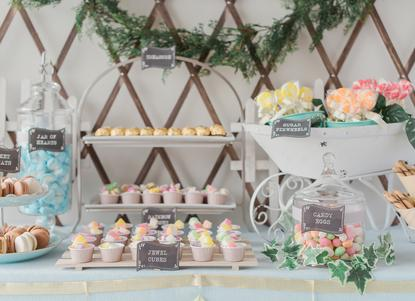 The Lair Weddings Candy Bar   Dessert Tables | Delegate   Singapore   Event  Planning